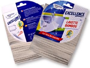 Lavette bambu 102007 EasyClean